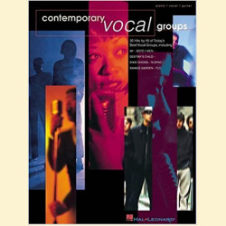 Contemporary Vocal Groups
