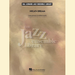 Nicas Dream. The Jazz ensemble library