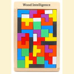 Wood intellegence. Деревянный конструктор