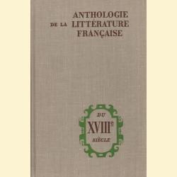 Антология французской литературы XVIII век /Anthologie de la Litterature Francaise du XVIIIe siecle