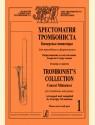 Хрестоматия тромбониста. Том 1. Концертные миниатюры для тромбона и фортепиано