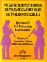 200 лет кларнета