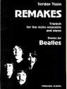 Remakes. Триптих для ансамбля скрипачей и фортепиано на темы Beatles