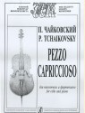 Pezzo Carricciozo. Для виолончели и фортепиано