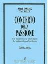 Concerto della Passione для виолончели с оркестром. Клавир и партия